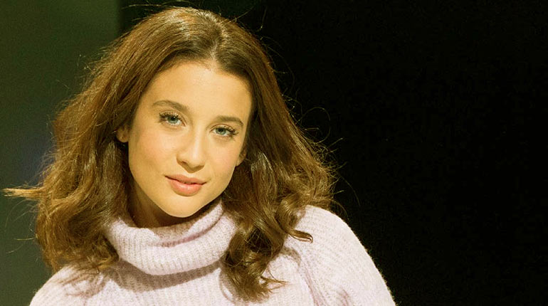 Image of Maria Pedraza Wikipedia Biography & Facts.