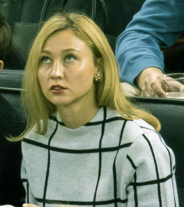 Image of Model, Alina Golovkina