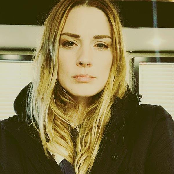 Image of TV personality, Alexandra Breckenridge