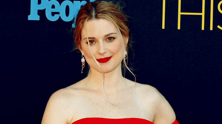 Image of Alexandra Breckenridge Biography and 11 facts you would know.