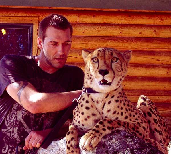Image of Animal trainer, Brandon McMillian net worth