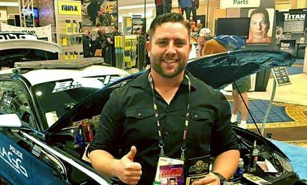 Image of TV personality, Jared Zimmerman