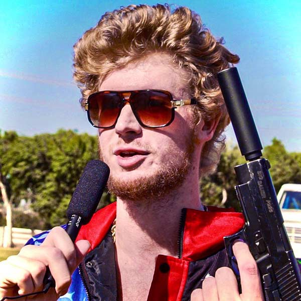 Image of American musician, Yung Gravy