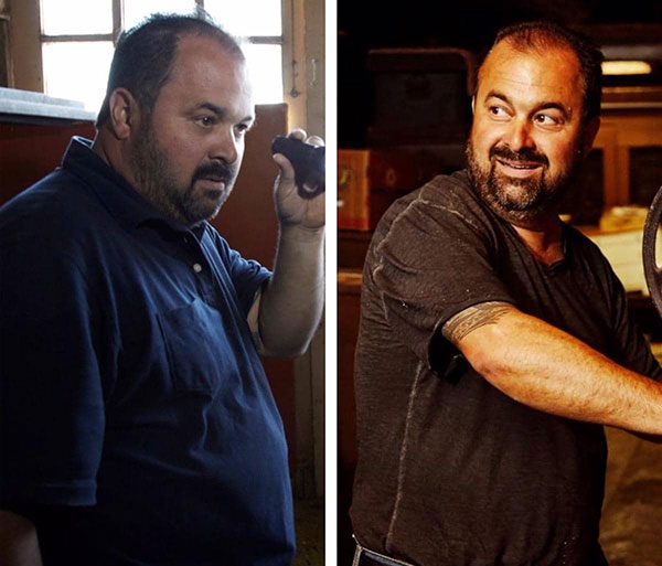 Image of Frank Fritz weight loss before and after