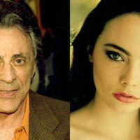 Image of Frankie Valli Daughter Francine Valli and Celia Valli's Death.
