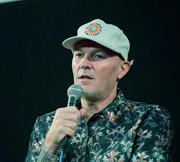 Image of Rapper, Fred Durst