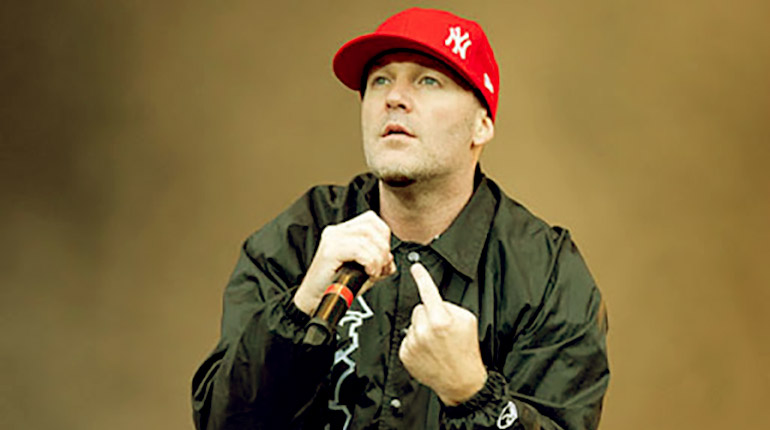 Image of Fred Durst Net Worth.