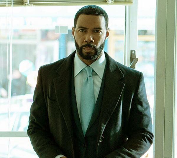 Image of American actor, Omari Hardwick net worth