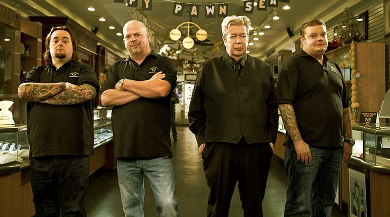Image of Pawn Stars Net Worth: How Rich are Pawn Stars Cast