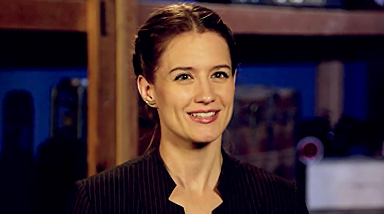 Image of Rebecca Romney Wikipedia Bio: Husband, Age, Net Worth, and 11 other Facts.