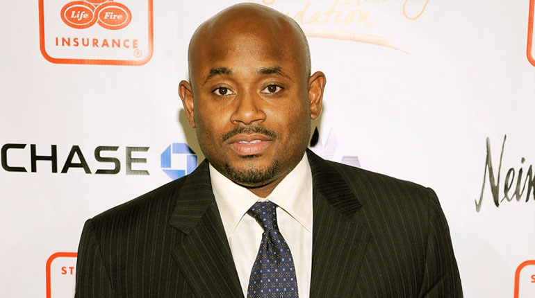 Image of Steve Stoute Net worth.