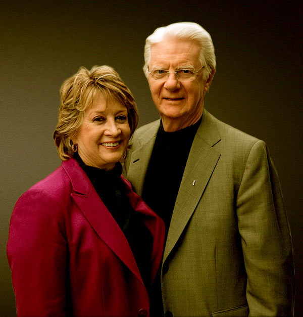Image of Bob Proctor with his wife Linda
