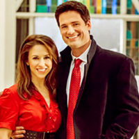 Image of Meet Lacey Chabert's Husband David Nehdar. Her net worth Measurements.