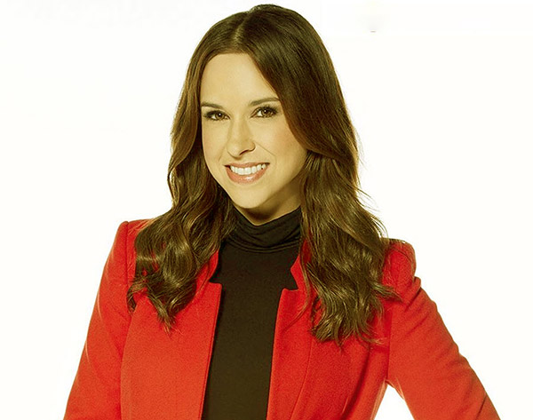 Image of American actress, Lacey Chabert net worth