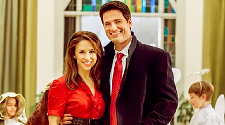 Image of Meet Lacey Chabert's Husband David Nehdar. Her net worth Measurements.