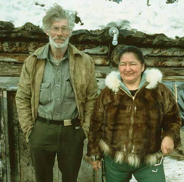 Image of Ricko DeWilde late parents Amelia and Loyd DeWilde