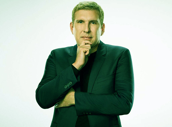 Image of American businessperson, Todd Chrisley