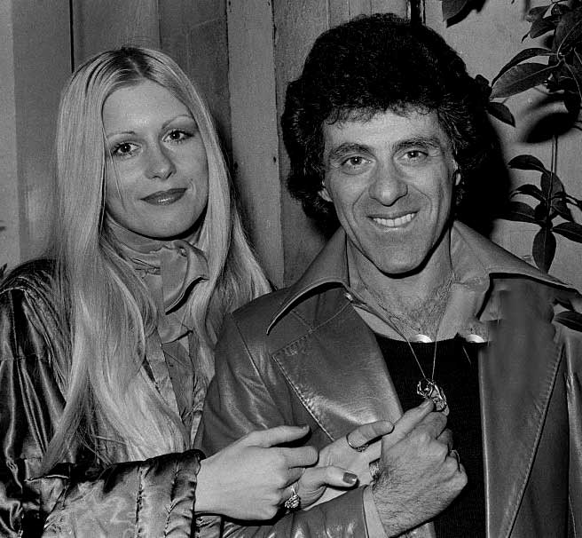 Image of Frankie with second wife MaryAnn Hanning