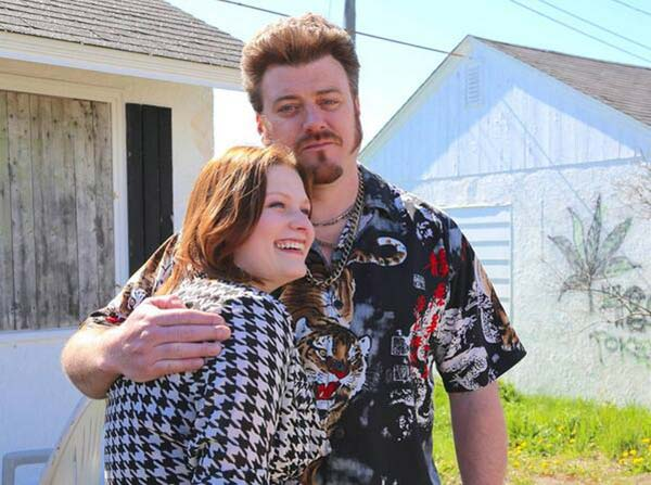 Image of Robb Wells with Jeanna Harrison