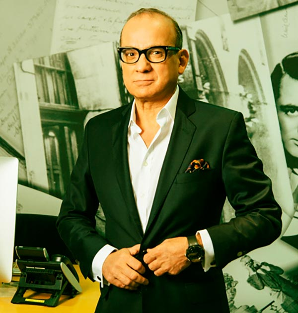 Image of TV celebrity, Touker Suleyman net worth