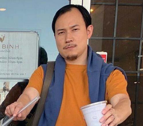 Photo of Ali Wong's husband, Justin Hakuta.
