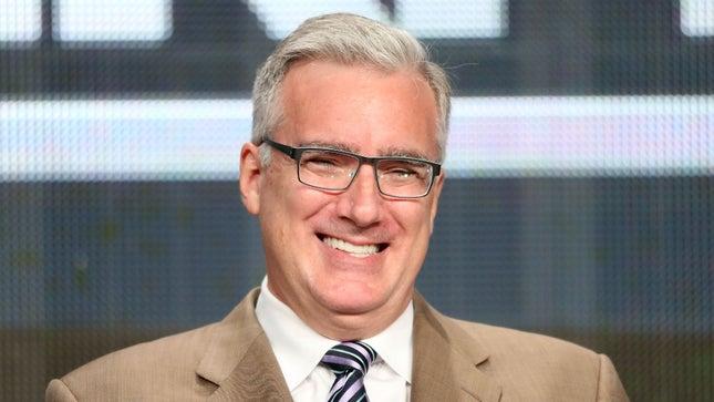 Laura Ingrahanm's former boyfriend Keith Olbermann
