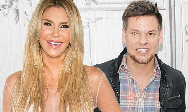 Theo Von's girlfriend,Brandi Glanville