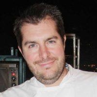 Image of American chef, Harold Dieterle.