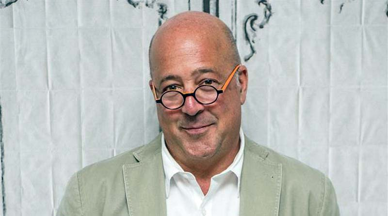 Image of celebrity chef, Andrew Zimmern.