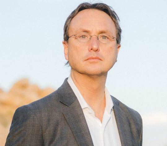 Image of successful researcher, Brandon Fugal