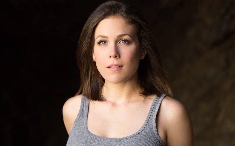 Image of popular actress, Erin Krakow