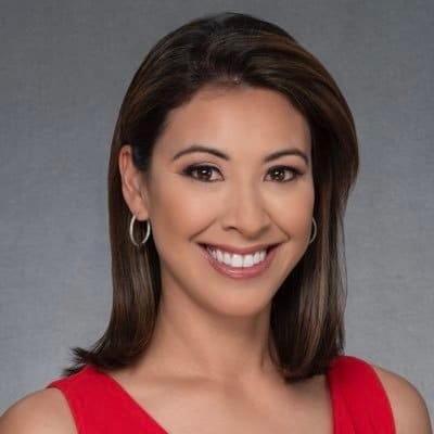 Image of successful news reporter, Lana Zak