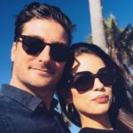 Image of the wife of celebrity named Daniel Lissing, Nadia Lissing
