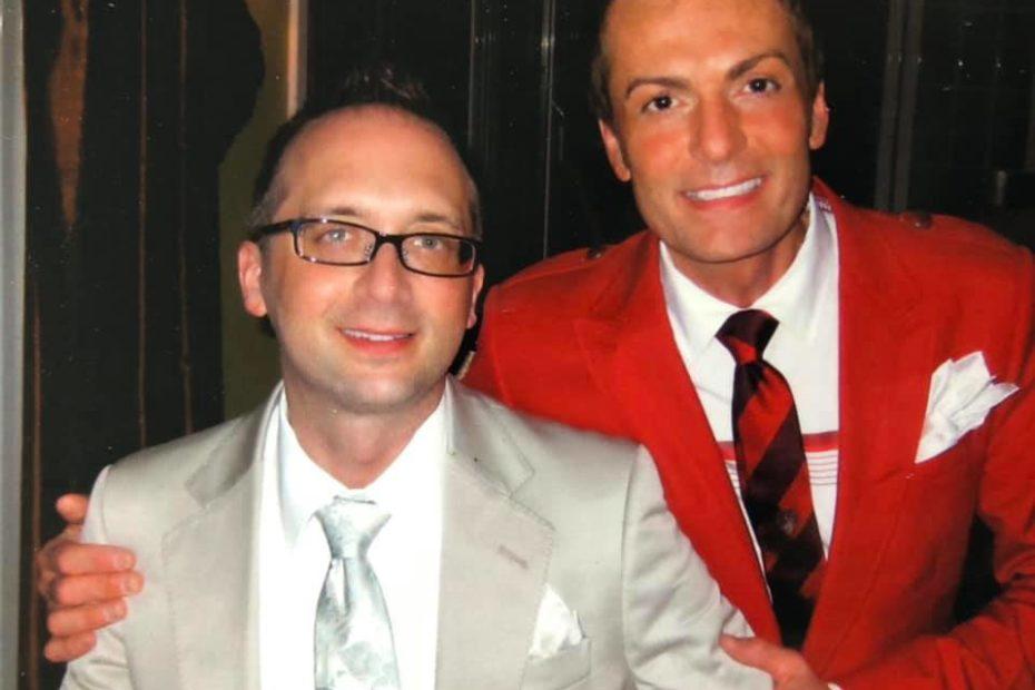 Image of Randy Fenoli and partner Michael Landry