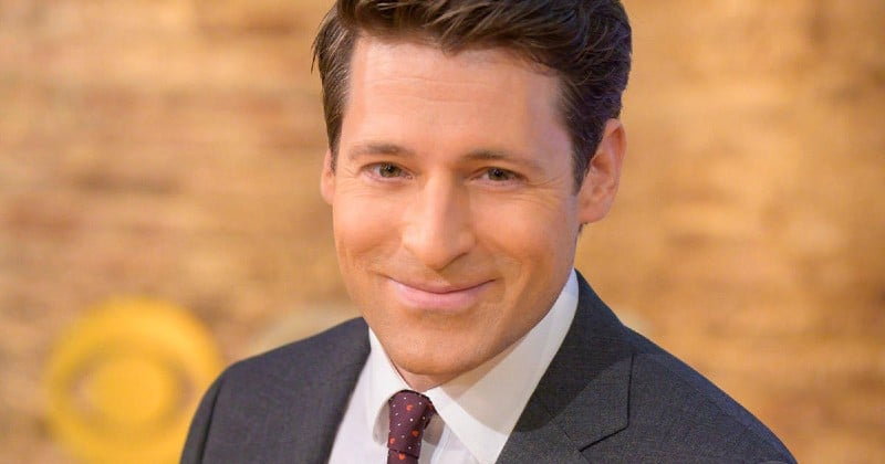 Image of renowned news anchor and co-host, Tony Dokoupil