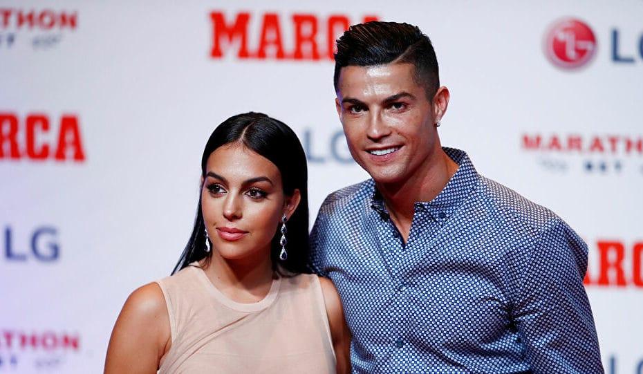 Ronaldo Wife to be Girlfriend