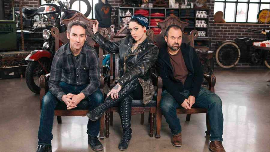American Pickers casts