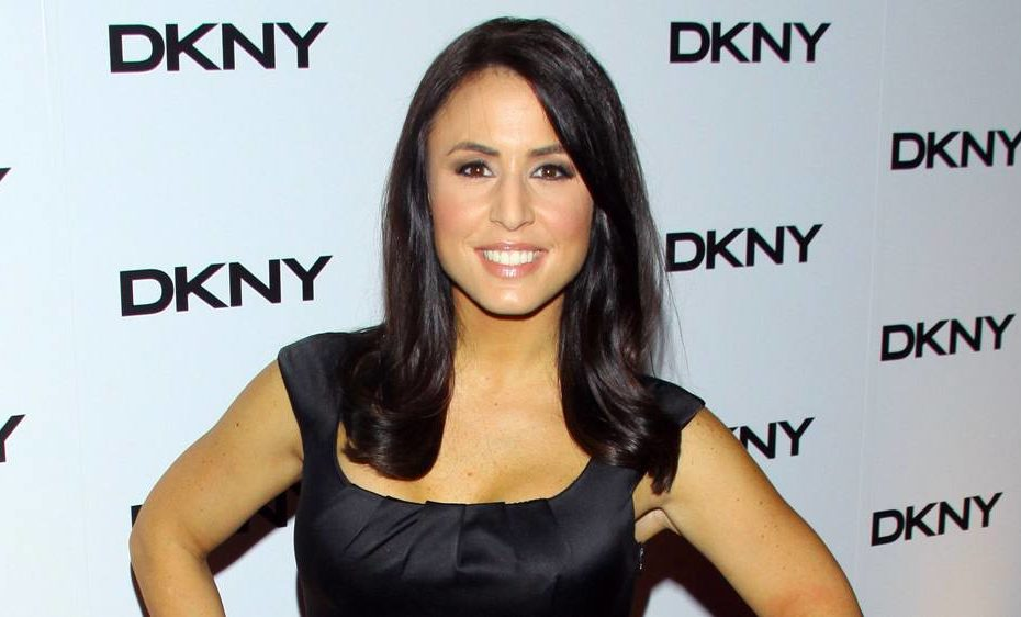 Andrea Tantaros, a television host and political analyst on American television