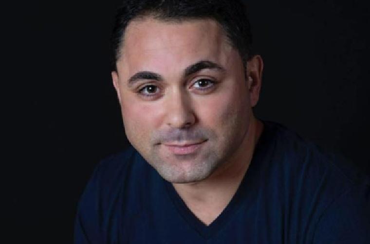 Italian American Comedian, Anthony Rodia