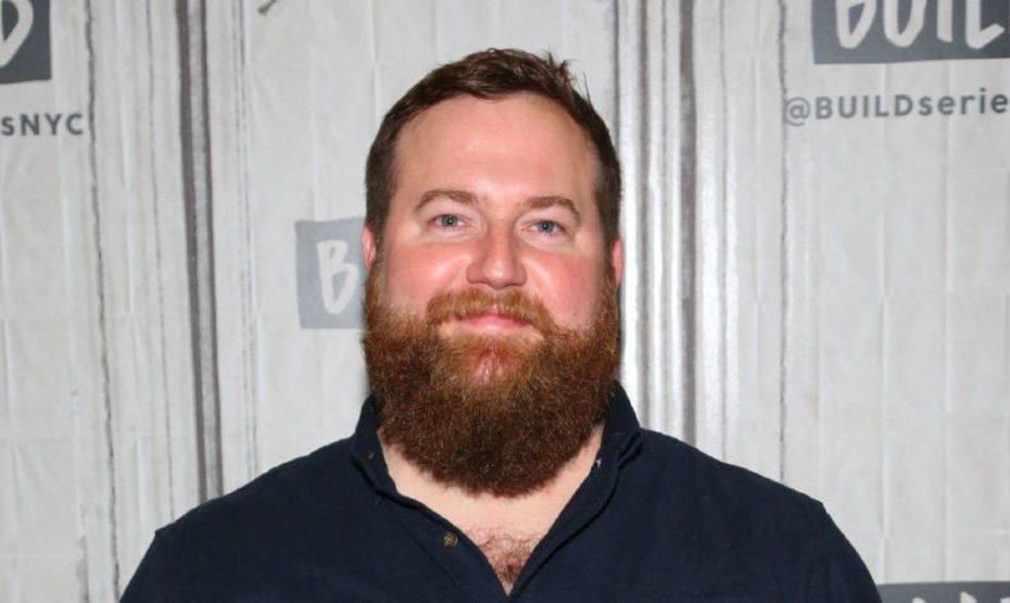 Image of an American TV show host, Ben Napier