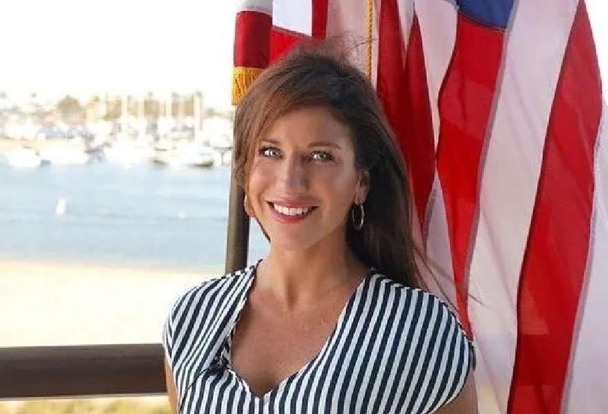 Political Commentator DeAnna Lorraine