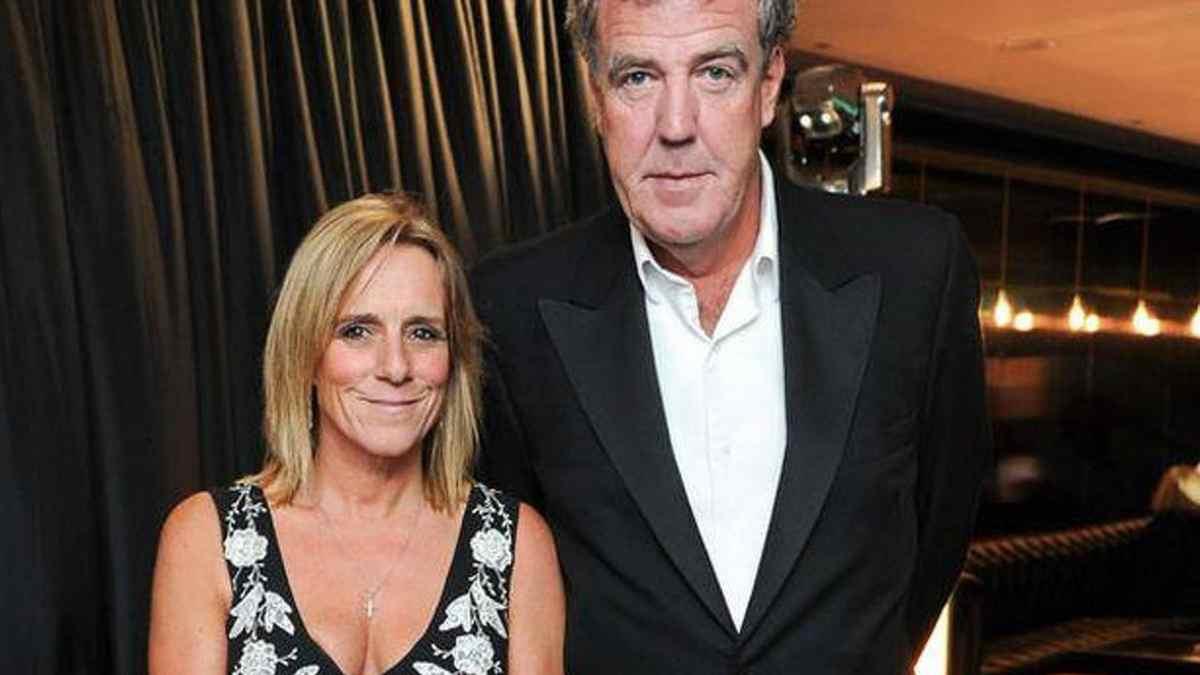 """Ex-wife of former """"Top Gear"""" host Jeremy Clarkson"""