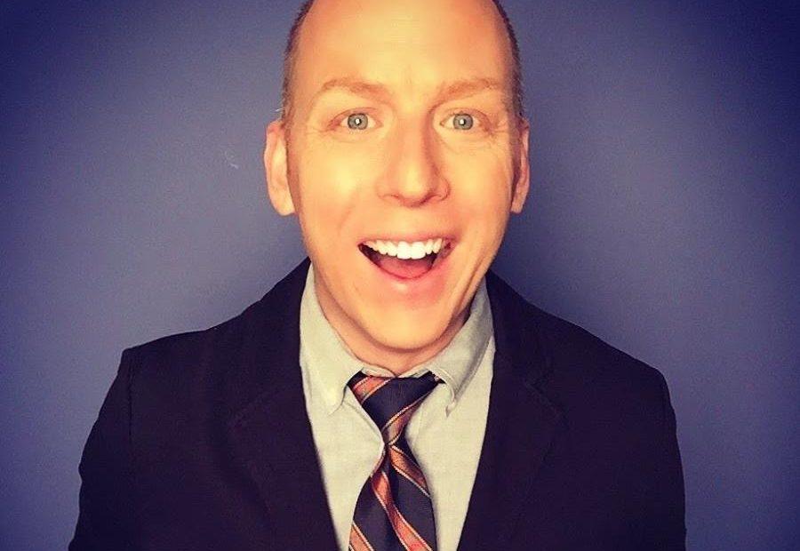 Canadian-American radio host, Mark Kaye