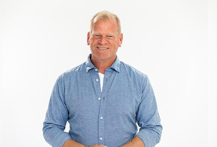 Contractor, entrepreneur, Mike Holmes