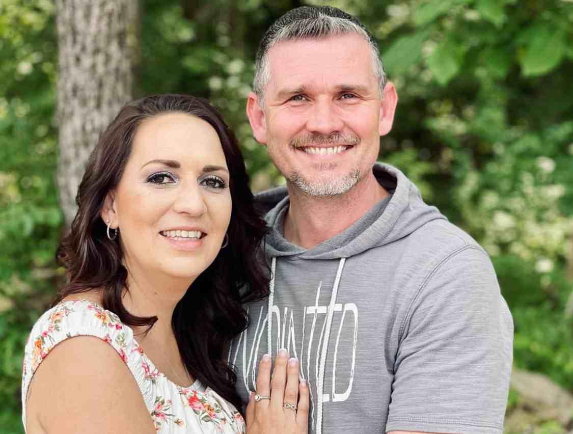 Pastor Greg Locke with wife Taisha Cowan McGee