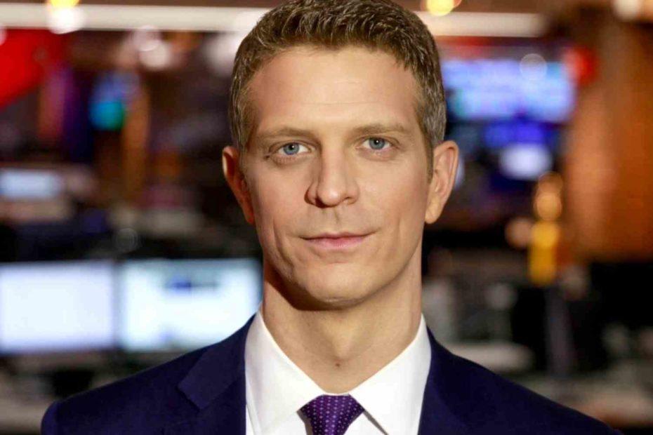 NBC News journalist, Garrett Haake