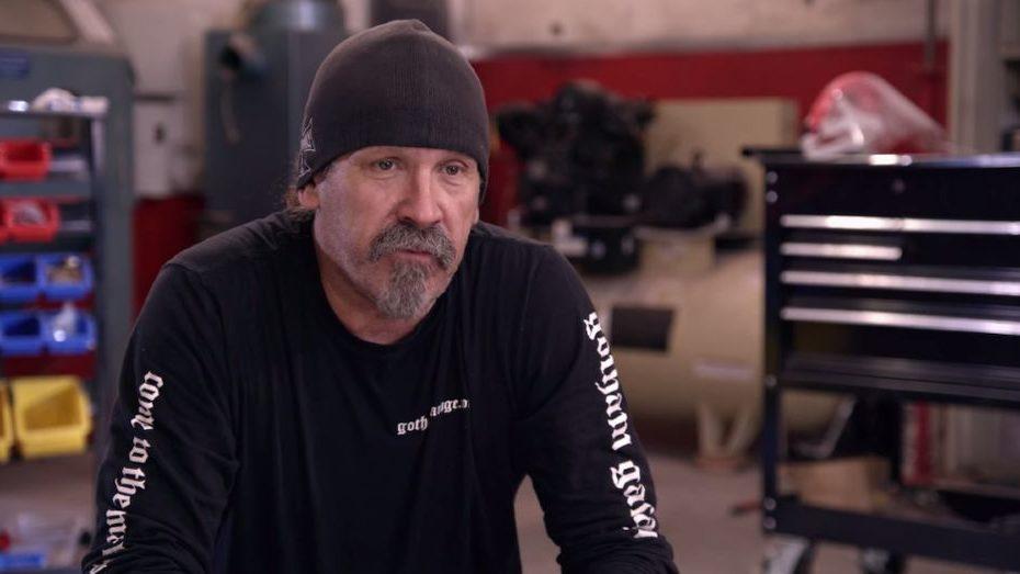 Gotham Garage Owner Mark Towle