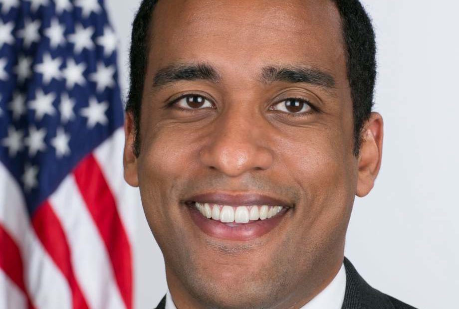 Images of the executive director in the transition team of President Biden, Yohannes Abraham