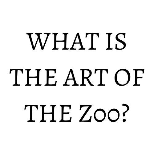 Art of the Zoo viral on Tiktok