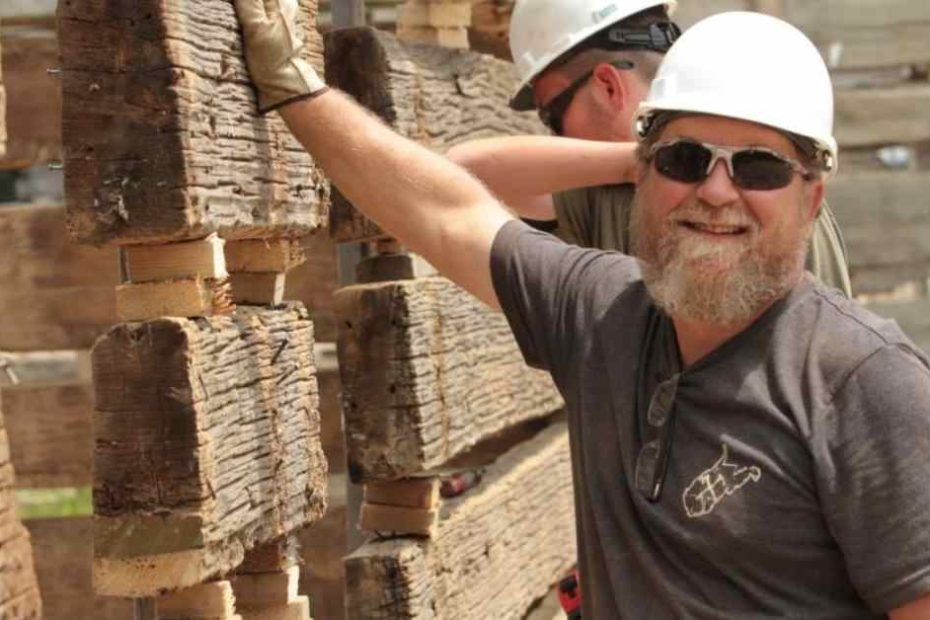 Tim Rose on Barnwood Builders